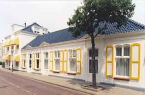 hotel wilhelmina domburg zeeland
